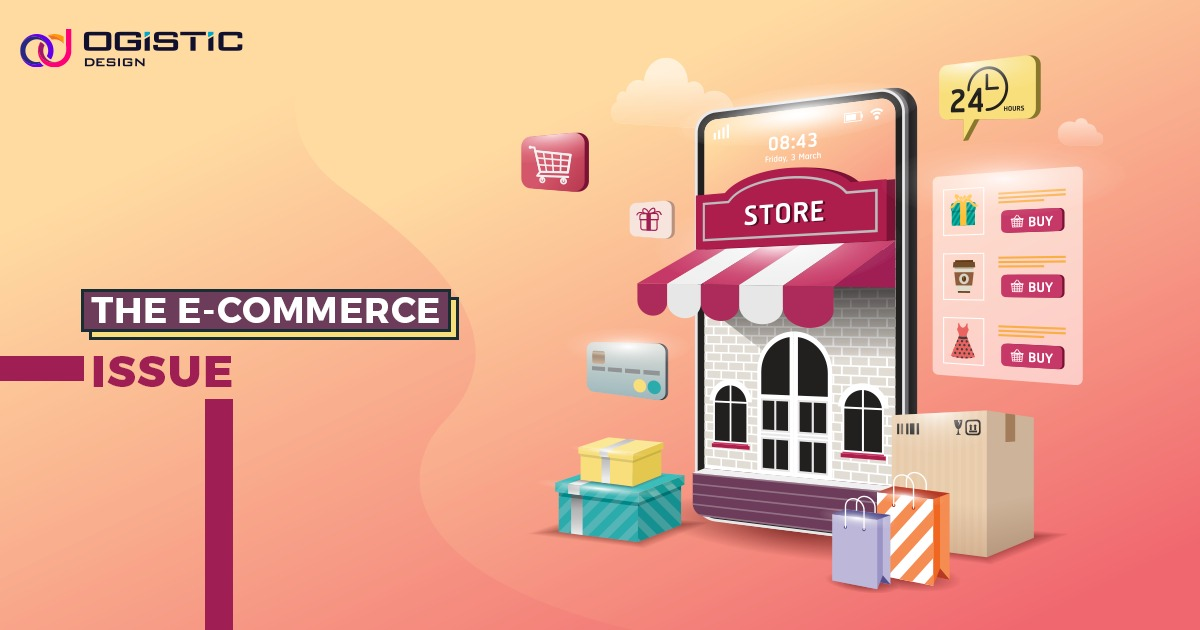 E-commerce by ogistic design